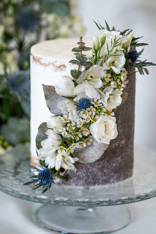 Gâteau mariage original